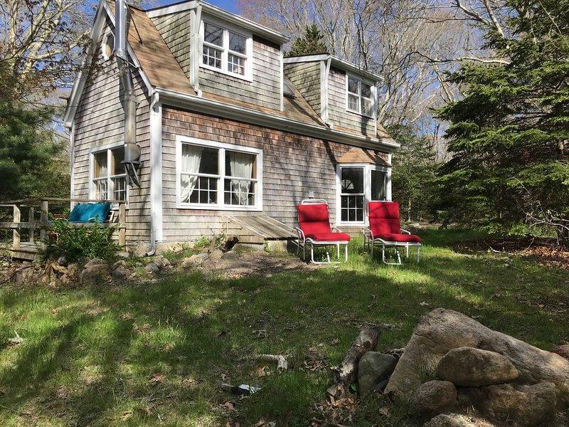 Lambert's Cove Bog House, vacation rental in Martha's Vineyard
