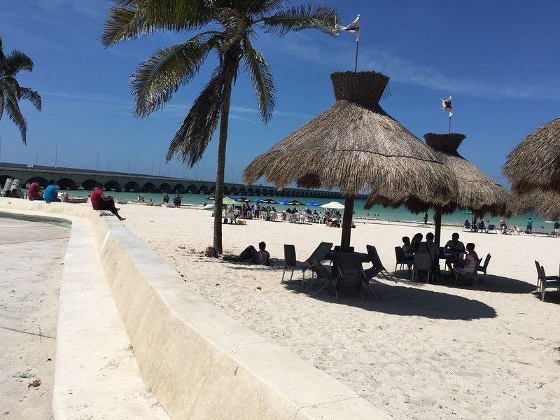 Progreso Main Beach