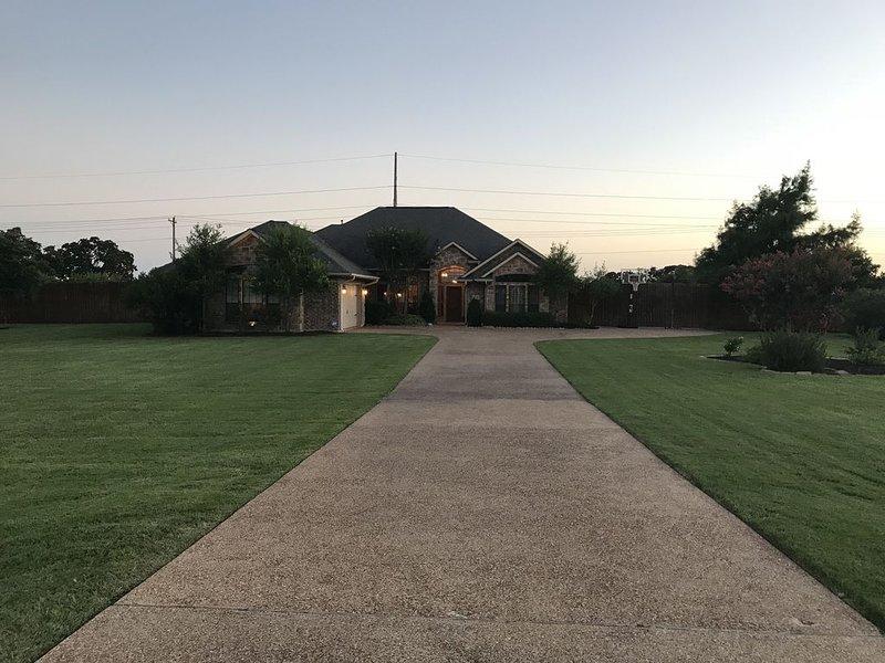 Gemstone Getaway in Bryan Texas, location de vacances à Bryan