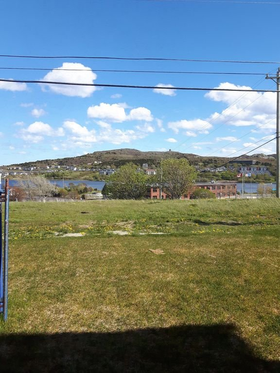 View of Lake and Signal Hill!