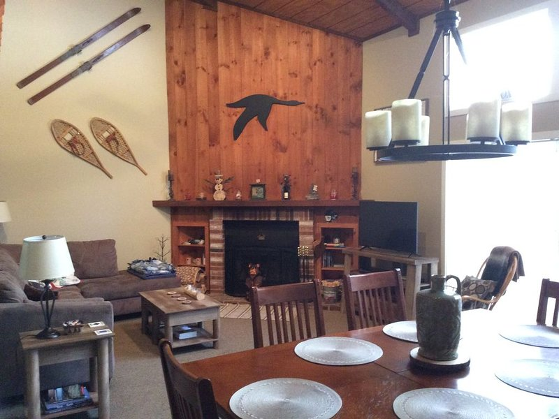 Loon Mountain Area Town Home, holiday rental in Lincoln