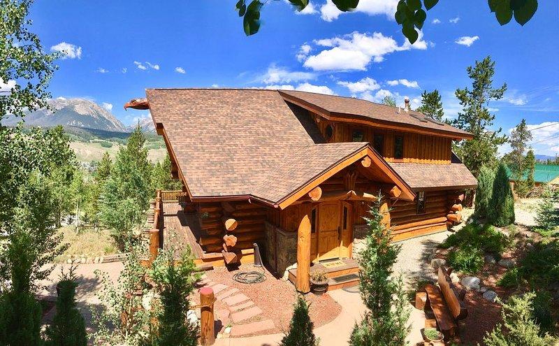 Ski Breckenridge, Copper Mountain, Vail and Keystone- All from Eagles Roost, aluguéis de temporada em Silverthorne