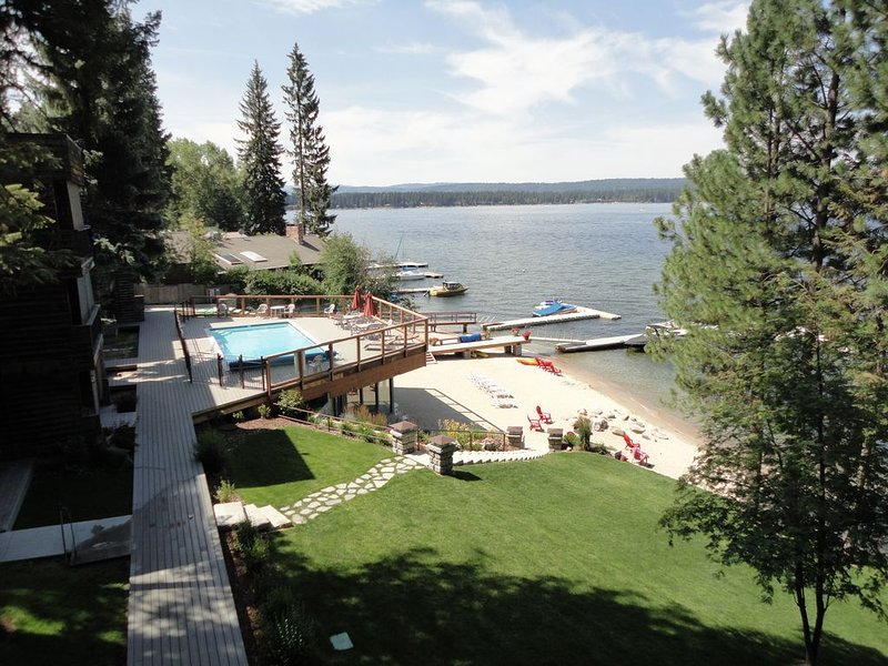 Lakefront condo on Payette Lake!, holiday rental in McCall
