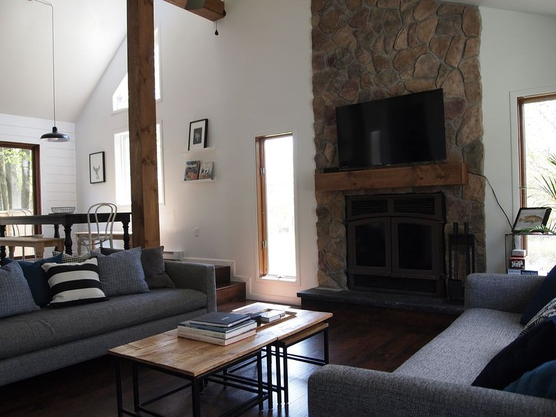 A country getaway to unwind, relax and be little closer to nature., holiday rental in Pocono Manor