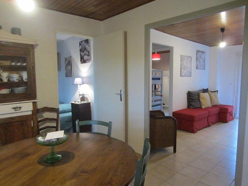 Appartement de 45 m2, alquiler vacacional en Agullana