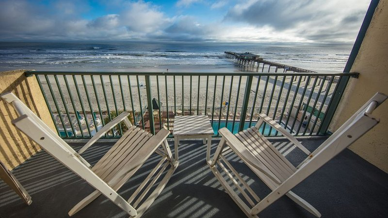 5 Star Direct Ocean Front Condo, holiday rental in Daytona Beach Shores