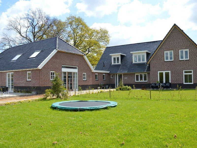 Holiday home with fantastic view and large terrace in the heart of Achterhoek, location de vacances à Zwillbrock