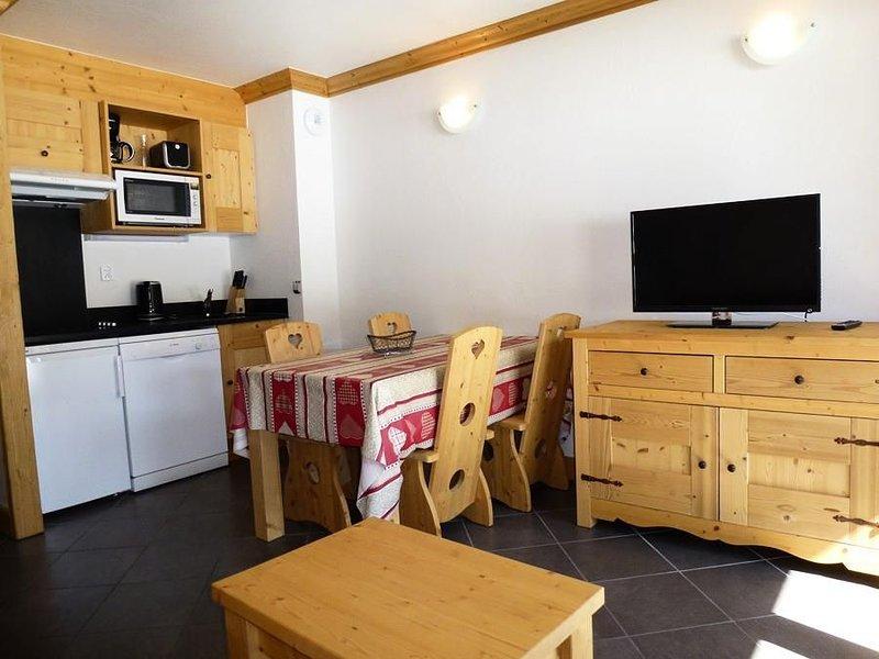 Résidence Le Critérium*** - 2 Pièces 4 Personnes, vacation rental in Val-Cenis