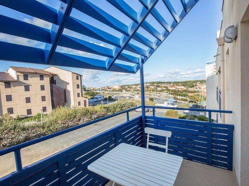Résidence Bleu Marine - Maeva Particuliers - 2 Pièces 4 Personnes Confort, vacation rental in Lacanau