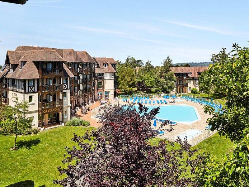 La Résidence du Golf - maeva Home - Appartement 2 pièces 4 personnes Selection, holiday rental in Bonneville-sur-Touques