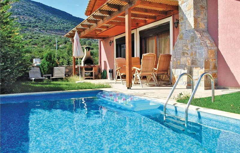 3 bedroom accommodation in Stalida Crete, holiday rental in Stalis
