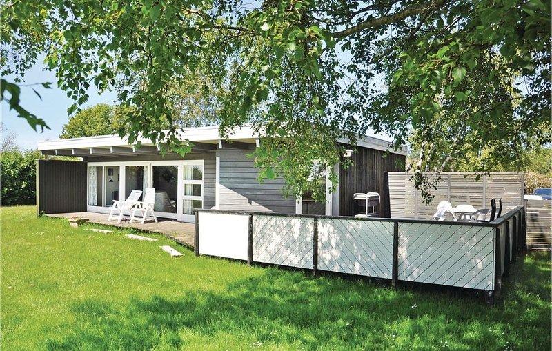 2 bedroom accommodation in Sydals, location de vacances à Horuphav