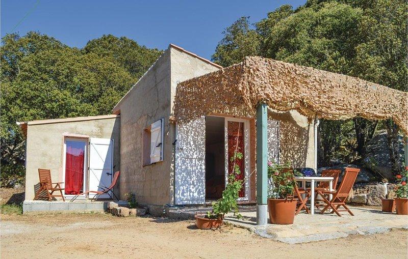 1 Zimmer Unterkunft in Coti Chiavari, holiday rental in Coti-Chiavari