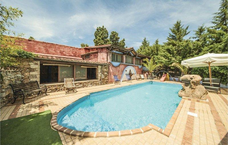 2 Zimmer Unterkunft in Orgosolo (NU), vacation rental in Nuoro