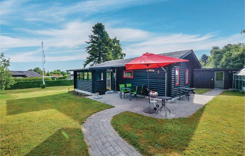 2 Zimmer Unterkunft in Nordborg, vacation rental in Soenderborg