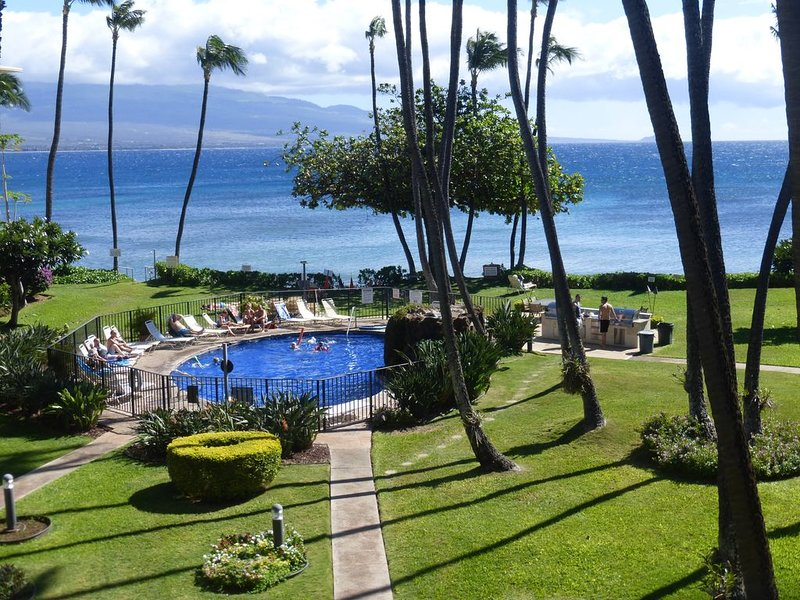 Location, Location, Vacation!  Be Sure to Look at Our 5-Star Reviews..., Ferienwohnung in Wailuku