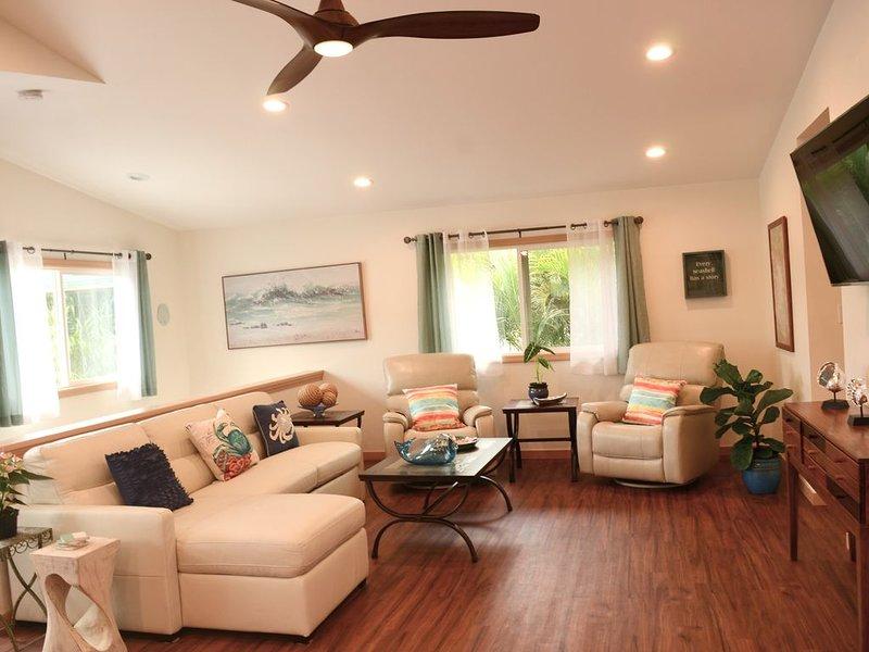 NEW Dream vacation hideaway for the charming, un-crowded Hawaiian getaway, holiday rental in Hawaii Kai