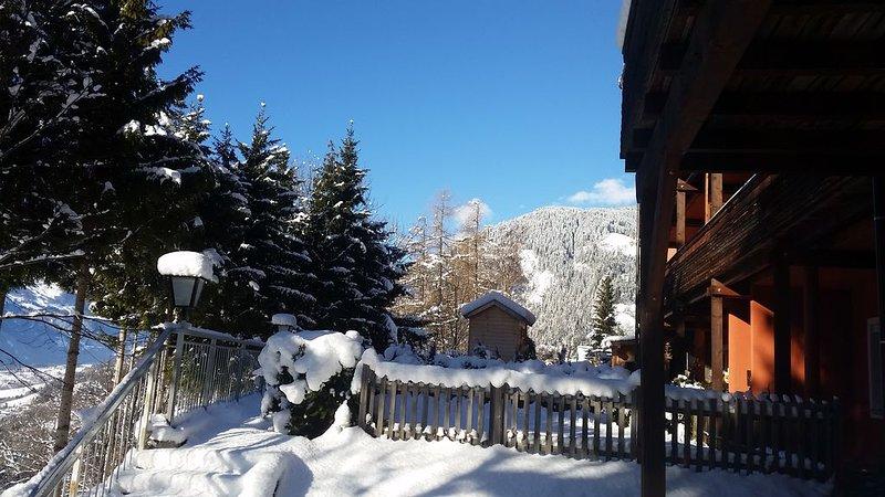 123 m² Stilvolles wohnen am Iselsberg, dem Sonnenparadies der Lienzer Dolomiten, holiday rental in Mortschach
