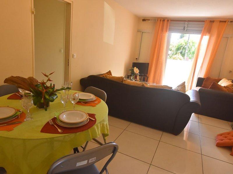 Location saisonnière à Schoelcher en Martinique, location de vacances à Arrondissement of Fort-de-France