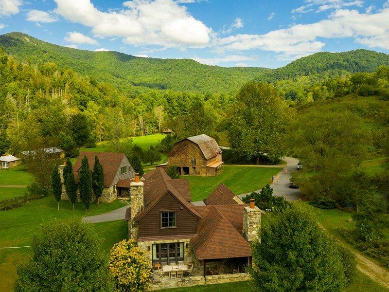 Laurel et Willow Cottages dans le magnifique développement de Cold Mountain