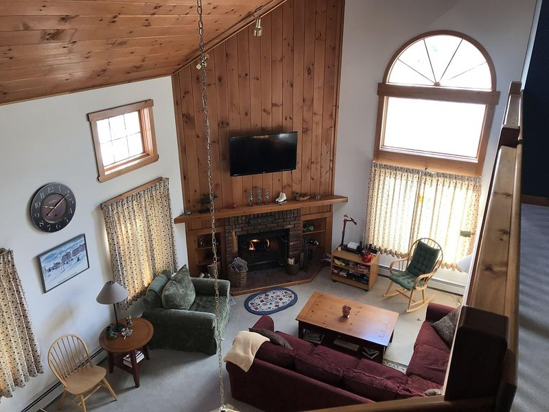 Mount Snow 5 bedroom upscale townhouse., holiday rental in Williamsville