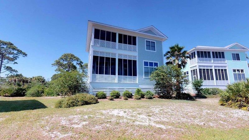 FREE BEACH GEAR! Plantation, Screened Porch, Elevator, Wi-Fi, 4BR/4BA 'Isla Coll, holiday rental in Apalachicola