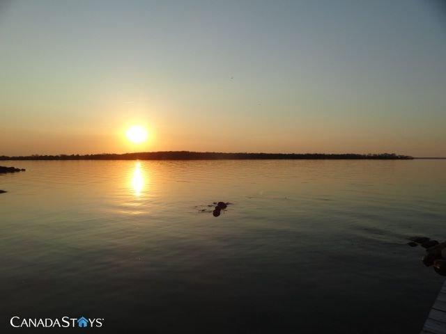 Abend Sonnenuntergang