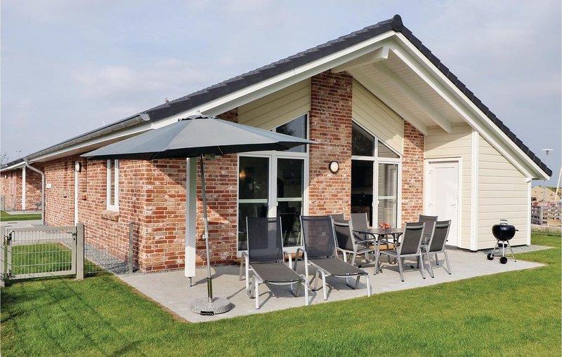 2 Zimmer Unterkunft in Dagebüll, holiday rental in Bredstedt