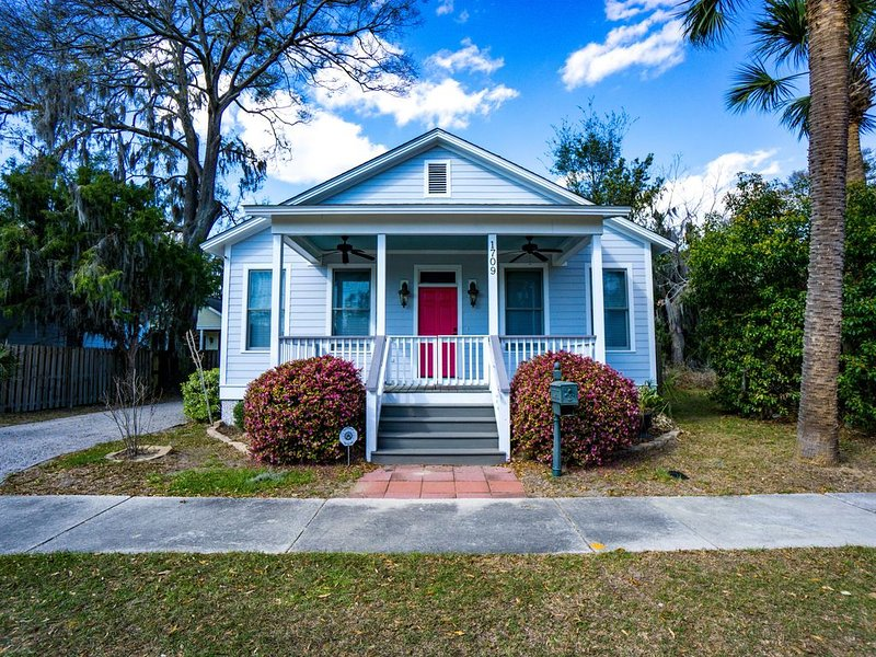 Cottage on Duke in Downtown Beaufort, vacation rental in Lady's Island