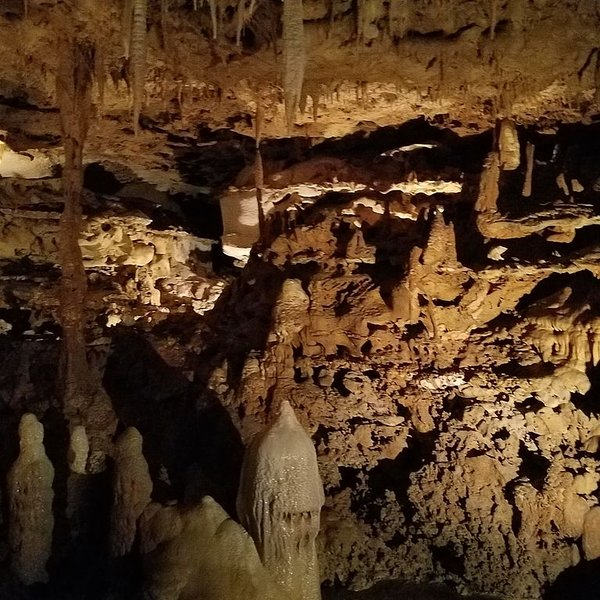 Cueva sin nombre, Bourne Texas