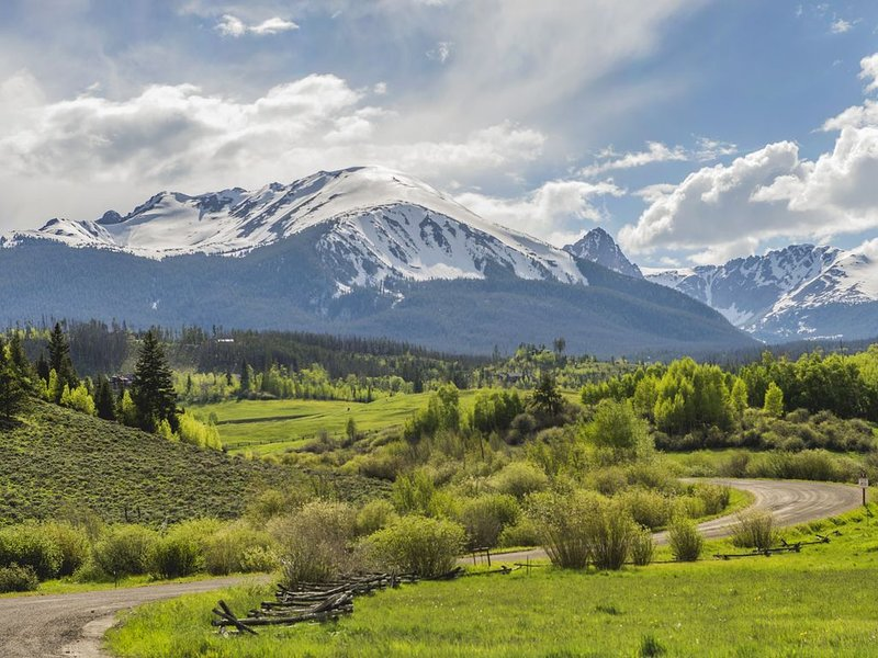 The Jewel of Ruby Ranch, alquiler de vacaciones en Silverthorne