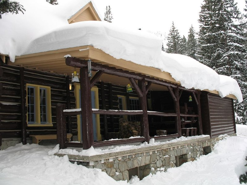 The Historic Wasatch Mountain Lodge, vacation rental in Brighton