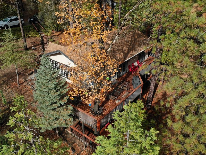 Magnificent Lakefront House Near Yosemite, holiday rental in Dogtown