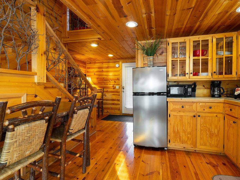 Lakeview Fishing Cabin, vacation rental in Trenton