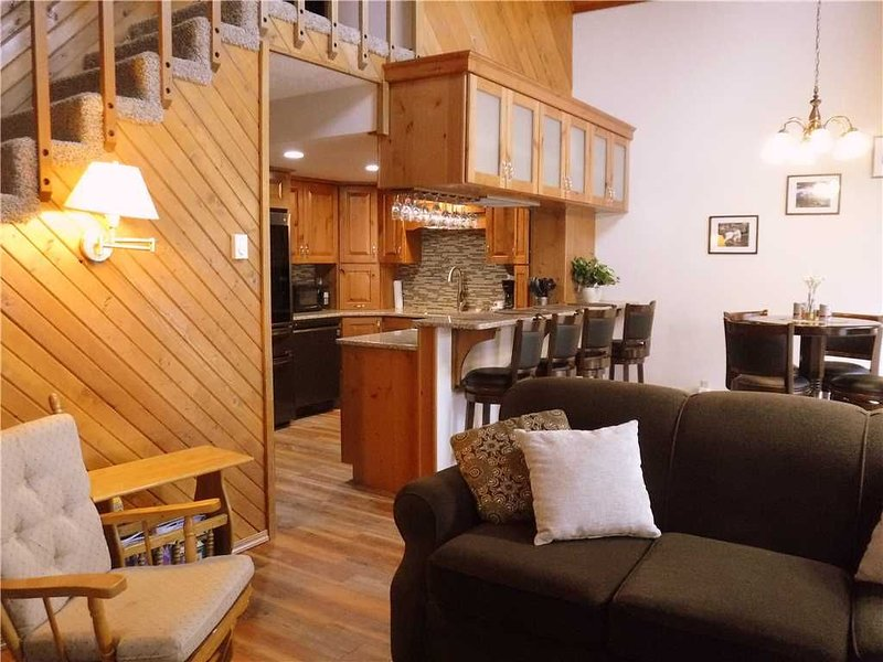 Evergreen 2 is a 3-bedroom, 2-bath duplex, holiday rental in Whitefish
