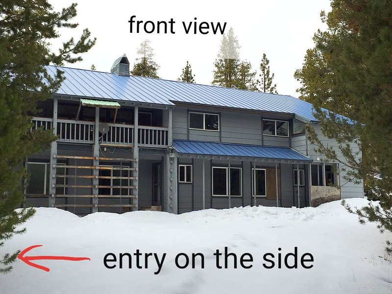 Unique location, great for groups and families, holiday rental in Bear Valley