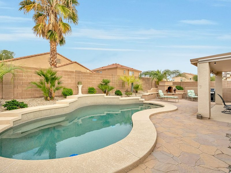 Private Oasis for you to enjoy!, vakantiewoning in San Tan Valley