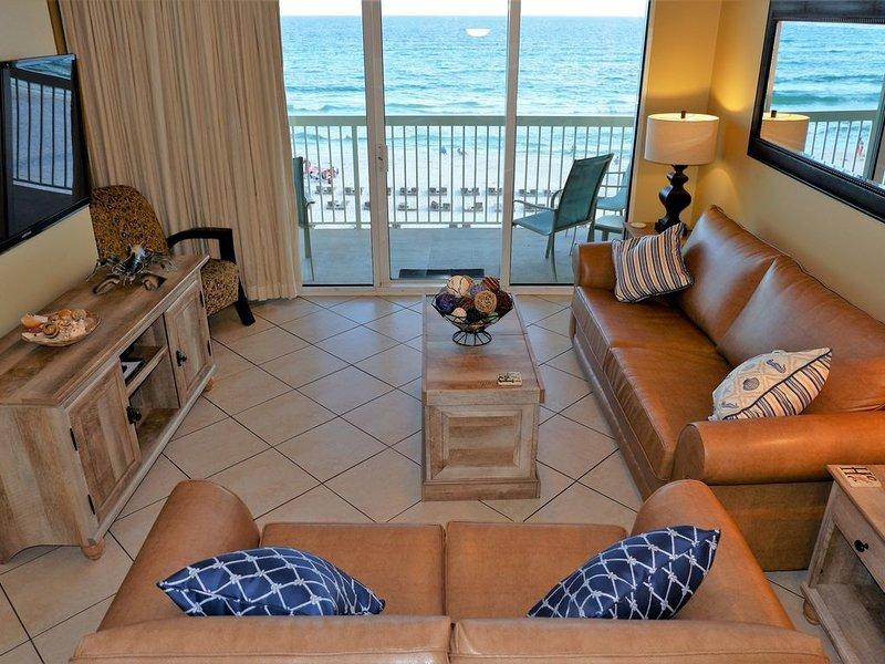 Beautiful! 2 King Bedrooms, 2 Bath + Bunkroom! Call for an all-inclusive rate!, alquiler de vacaciones en Panama City Beach