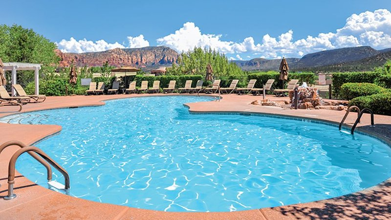 2 Bedroom in Fully Staffed Sedona Resort, vacation rental in Rimrock