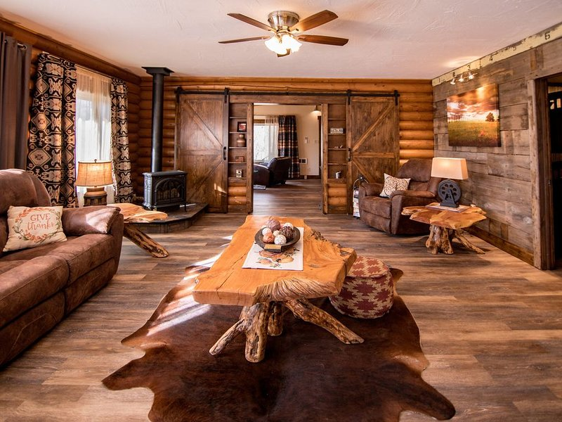 A Real Colorado Country Experience, holiday rental in Cheyenne