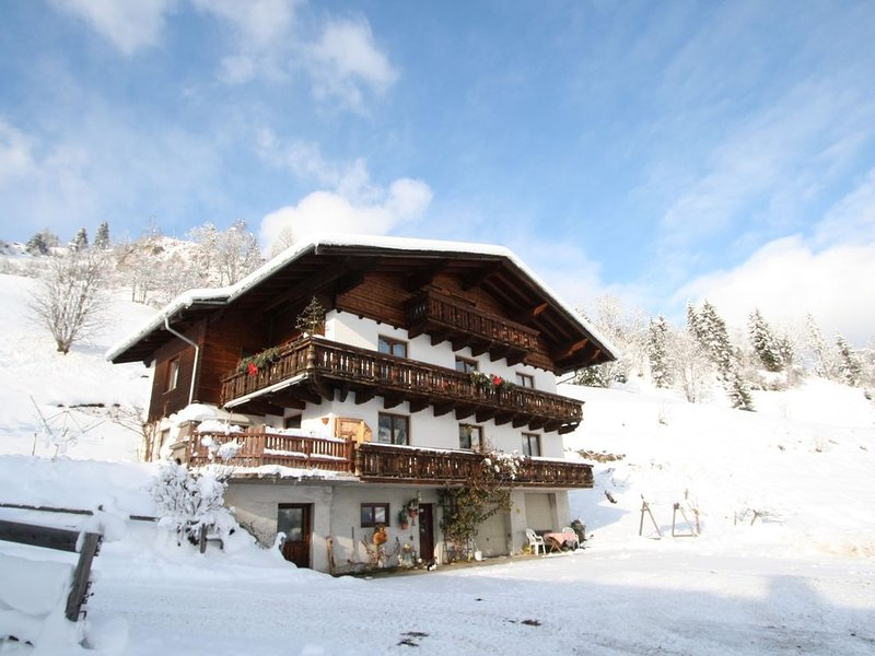 Spacious Apartment in Sankt Johann im Pongau with Garden, location de vacances à Wagrain