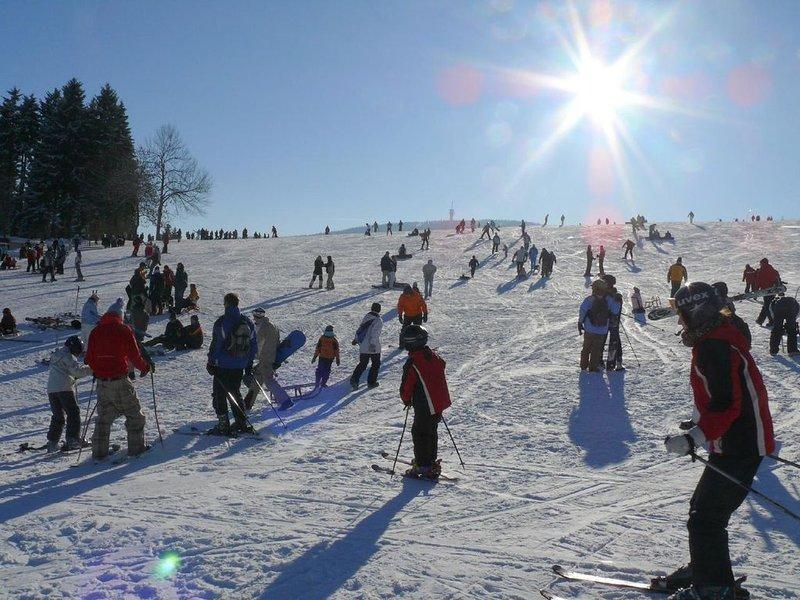 Skihang Oberwiesenthal