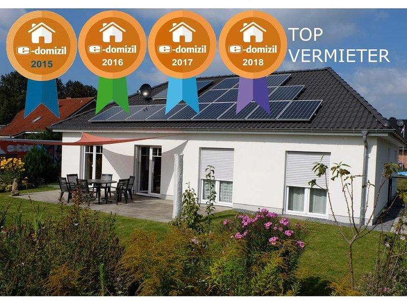 Ferienhaus Tecklenburg für 1 - 7 Personen mit 3 Schlafzimmern - Ferienhaus, holiday rental in Emsdetten