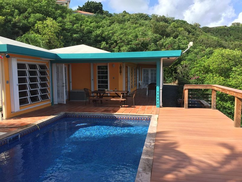 Blue Horizon Villa (Cotton Valley), holiday rental in St. Croix