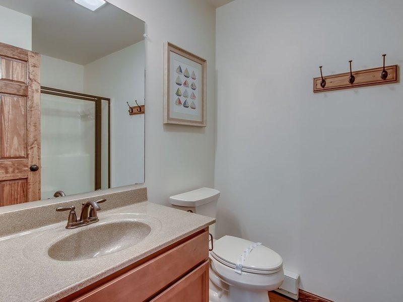 Bathroom in our Poconos Vacation Home Rental
