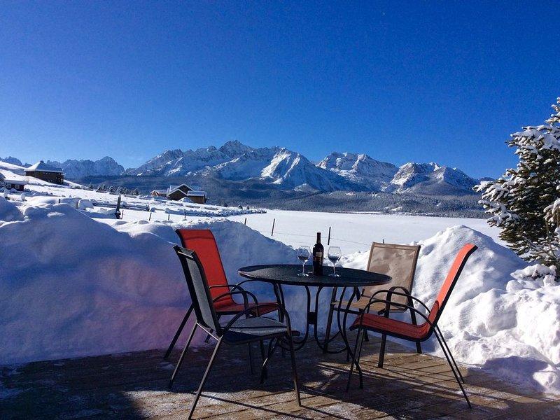 Sawtooth Mountains-Stanley, Idaho!  Beautiful Sawtooth Views!, location de vacances à Stanley