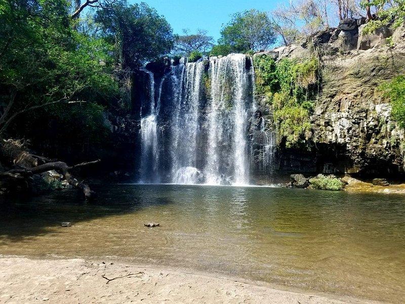Waterfall near Liberia