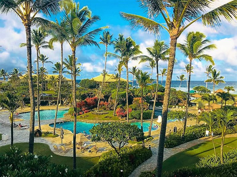 ~4 Stars Lihue Oceanfront Resort,  free Wine+Chocs+Snacks~, location de vacances à Lihue