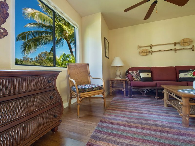 Hanalei Hideaway in Classic Hawaiian Style, vacation rental in Princeville