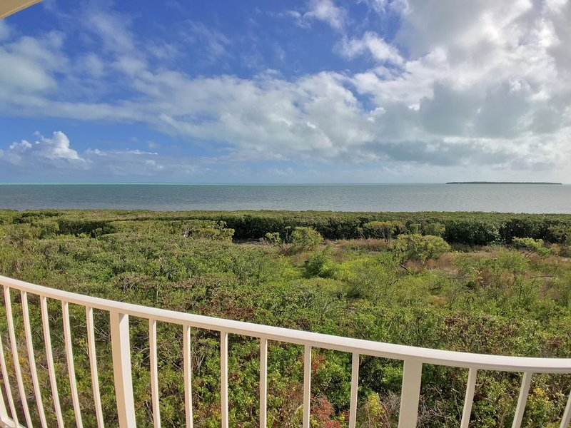 Updated 2 bed 2 bath Condo with great views *Taking July reservations, $196.00*, vacation rental in Tavernier